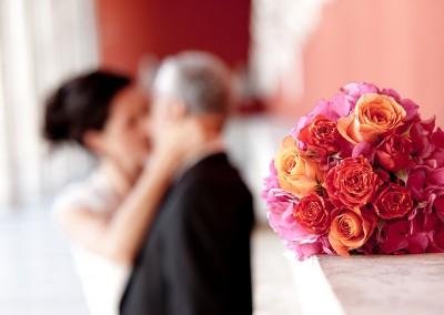 Hochzeitsshooting an der Bavaria