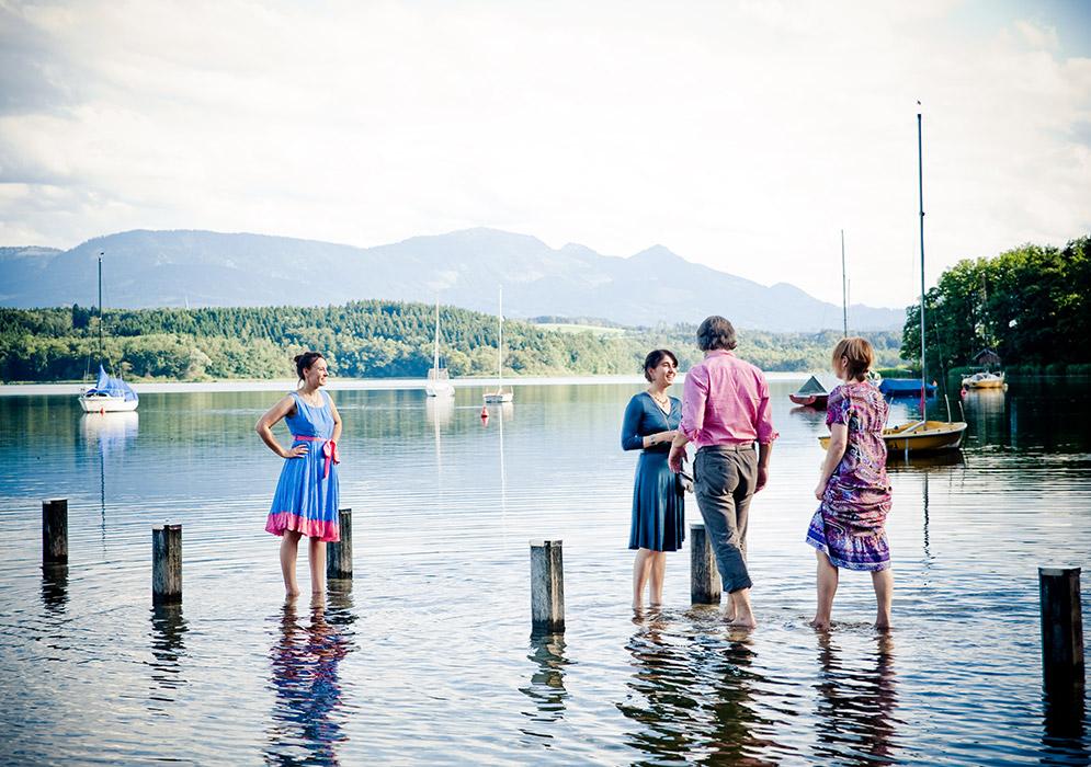 Sommerhochzeit am Simssee